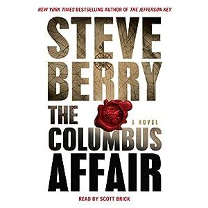 The Columbus Affair Audiobook