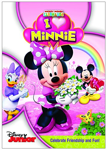 DISNEY MICKEY MOUSE CLUBHOUSE: I HEART MINNIE (HOME VIDEO RELEASE)]()