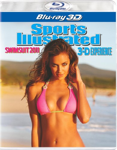 Sports Illustrated Swimsuit 2011: The 3D Experience [Blu-ray 3D - Italian Swimsuits