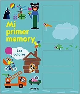 Mi Primer Memory. Los Colores por Vicent Mathy epub