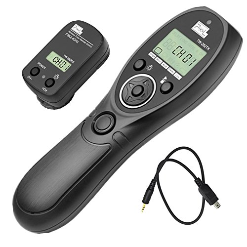 PIXEL TW-282/DC2 Wireless Shutter Remote Control Release for