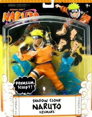 Naruto Mattel Deluxe 8 Inch Premium Sculpt Figure Shadow Clo