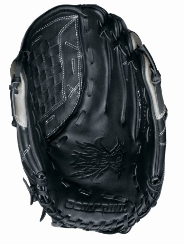DeMarini Diablo Baseball/Slow Pitch Glove 14 Inch  (Right-Handed (Web Infielders Right Handed Throw)