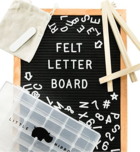 Letter Board |SUPER BUNDLE| Black (12