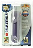Streetwise Security Products Lab Certified Streetwise 18 Pepper Spray, 1/2-Ounce Soft Case, Purple Review
