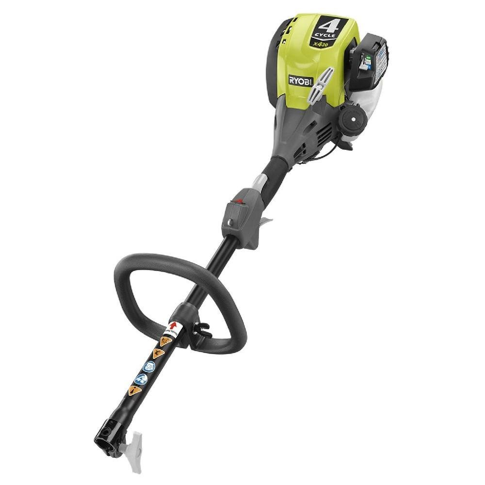 ryobi weed eater 4 cycle. amazon.com : expand-it 4 cycle 30 cc power head trimmer garden \u0026 outdoor ryobi weed eater