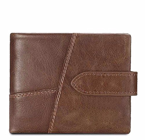 Wallet casual NHGY wallet zipper wallet Leather multifunctional A vintage U00awTqft