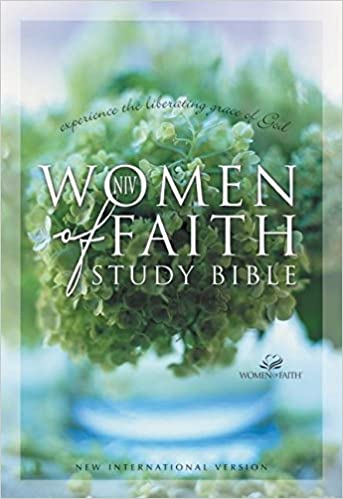 Niv Women Of Faith Study Bible Syswerda Jean E 9780310918844 Amazon Com Books