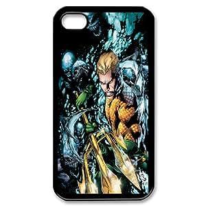iPhone 4,4S Phone Case Aquaman Nk3434