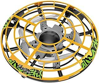 Lanceasy 1pz Mini RC Drone Controllo Volante Giocattolo Regalo di luci a LED per Bambini Green