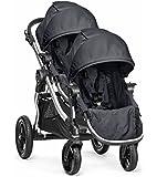 Baby Jogger City Select Double Stroller (Titanium)