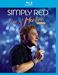 Simply Red: Live at Montreux 2003 [Blu-ray]