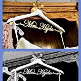 Bride wedding Hanger,personalized wedding hanger,Mrs hanger,Personalized Hanger,Custom hanger