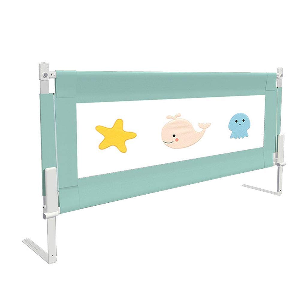 CEYZF Bed Rail Baby Bedrail, Portable and Steady Bed Guard Baby Safety Bed Rail (Size : 200cm)