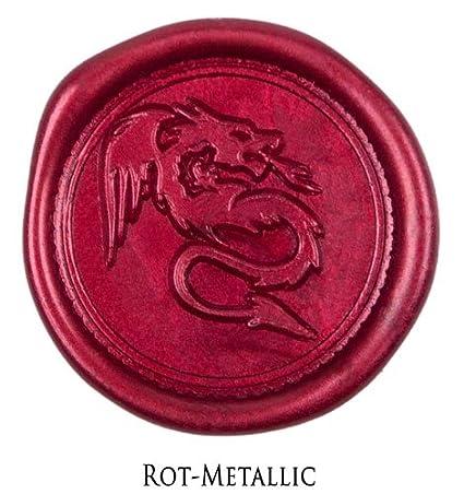 flessibile ceralacca gravurART per pistola 6 stecche Rot