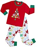 Girls Pajamas Children Set Kids Sleepwear Size 5 Years