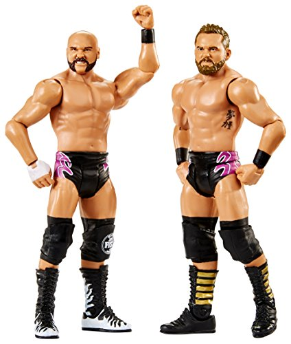 51gF0iQjdOL - WWE-Series-51-Dash-Wilder-Scott-Dawson-2-Pack-Action-Figure