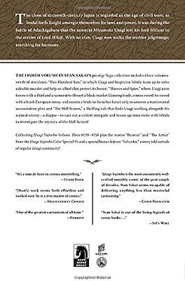 Usagi Yojimbo Saga Volume 8: Stan Sakai: 9781506712246 ...