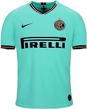 Nike Inter M Nk BRT Stad JSY SS AW Short Sleeve Top, Hombre ...