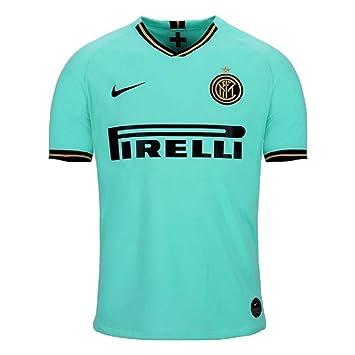 Nike Inter Y Nk BRT Stad JSY SS AW - Camiseta Unisex niños ...
