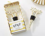 30 XOXO Gold Bottle Stoppers