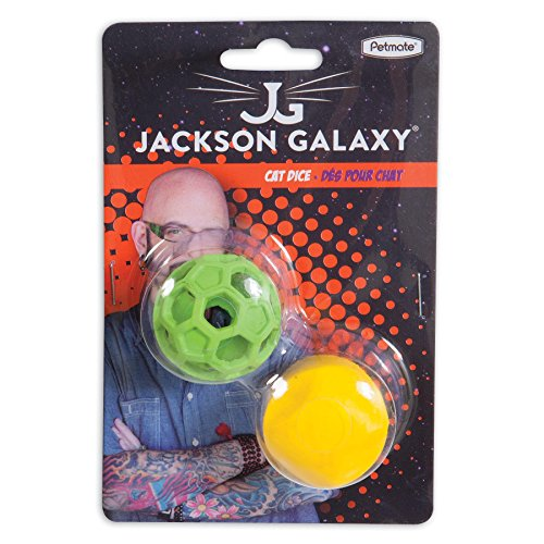 Petmate Jackson Galaxy Holey Treat Ball