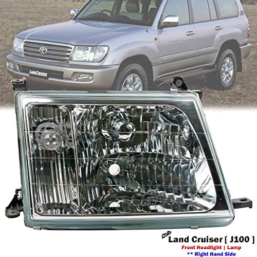 Toyota Land Cruiser Series - Front Right Side Headlight Lamp For Toyota Land Cruiser 100 Series 1998-2005