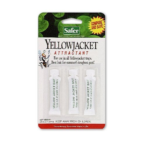 safer-02006-deluxe-yellow-jacket-wasp-trap-bait-3-refills