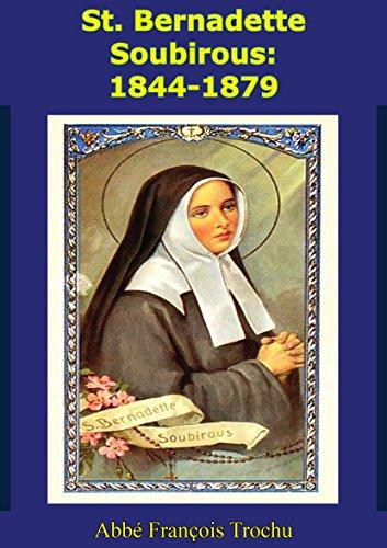 (St. Bernadette Soubirous:)