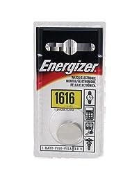 Energizer ECR1616BP Electronic Lithium 3V