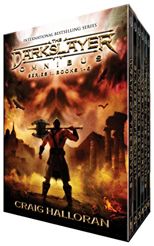 The Darkslayer Omnibus: (The Darkslayer Series 1, Books 1 - 6) (The Germans Craig)