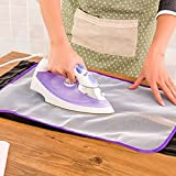 giveyoulucky Novetly Cloth Cover Protect Heat Resistant Ironing Pad Garment Ironing Board