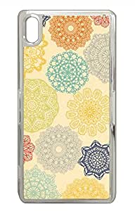 Sony Xperia Z2 Case PC Customized Unique Print Design Colorful Flowers Case Cover For Sony Xperia Z2