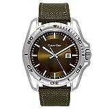 Calvin Klein Earth Men's Watch (K5Y31XWL)
