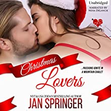 Christmas Lovers: Kidnap Fantasies, Book 2 Audiobook by Jan Springer Narrated by Neha DeLancie
