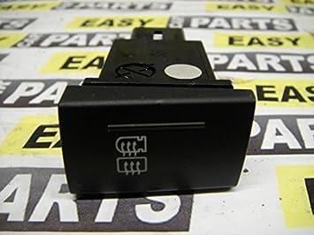 2005 SSANGYONG REXTON trasera del parabrisas/WING espejo interruptor para calentador de agua: Amazon.es: Bricolaje y herramientas