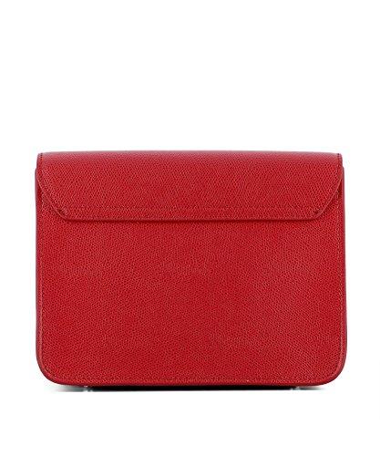 Femme Cuir Rouge Furla Porté Sac 941915RUBY Épaule Hadtw8qx