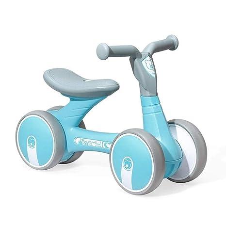 XIA Equilibrio para niños sin Pedales Coche Andador para bebés yo ...