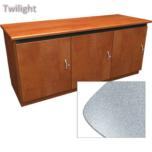 Middle Atlantic Contemporary-Style Finishing Kit for Deep Credenza Rack - Middle Atlantic Credenza