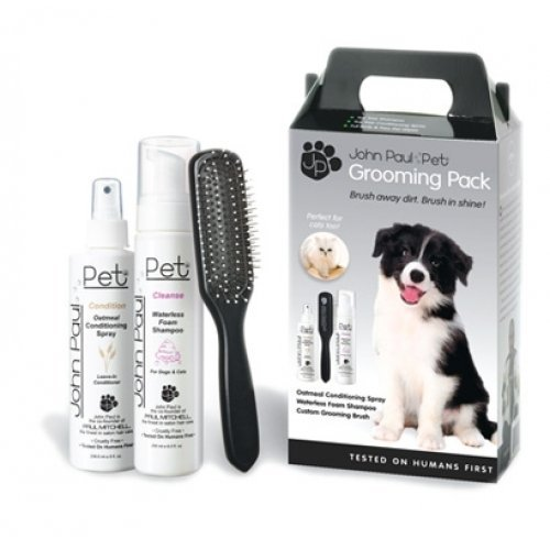 John Paul Pet Grooming Pack Shampoo