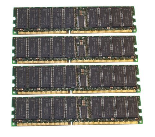 (4GB (4X1GB) DDR Server Memory Upgrade for Gateway 920 (MAJOR BRANDS))