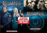 Universal Battlestar Galactica-season 2.0/battlestar G 2.5 Value Pack [dvd]