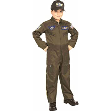 8b89d03b80e Rubie s Costume Co Air Force Fighter Pilot Costume  Toddler s Size ...