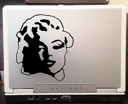 merilyn-monroe-norma-jean-nice-silhouette-car-truck-laptop-window-decal-sticker-6-inches-black