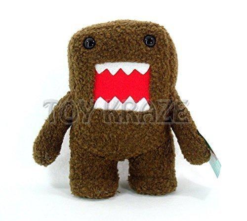 Nanco Brown Domo 7  Plush Anime Monster