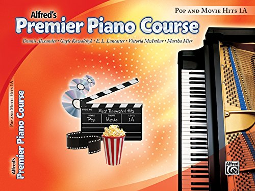 Premier Piano Course Pop and Movie Hits, Bk 1A Course Pop