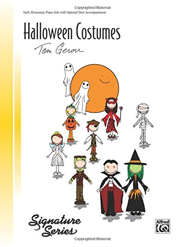 Halloween Costumes: Sheet (Signature Series)]()