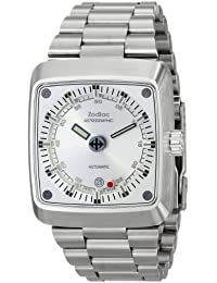 Heritage Mens ZO6601 Astrographic Stainless Steel Automatic Watch