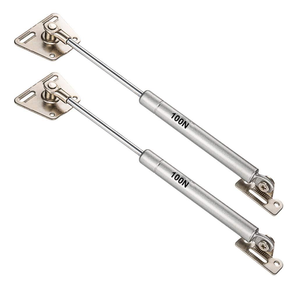 2 piezas Qrity 10 kg puerta para armario de cocina hidrá ulico para compatible con muelle neumá tico Stay