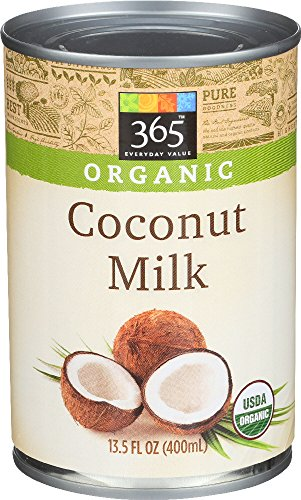 (365 Everyday Value, Organic Coconut Milk, 13.5 Ounce)